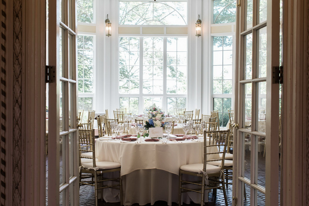 Tupper Manor wedding and event venue