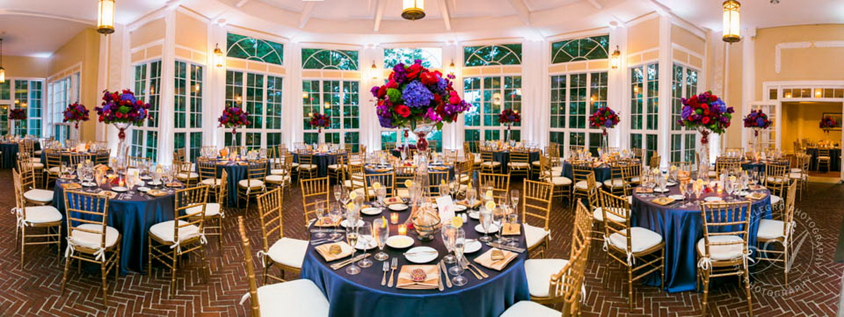 Tupper Manor party venue